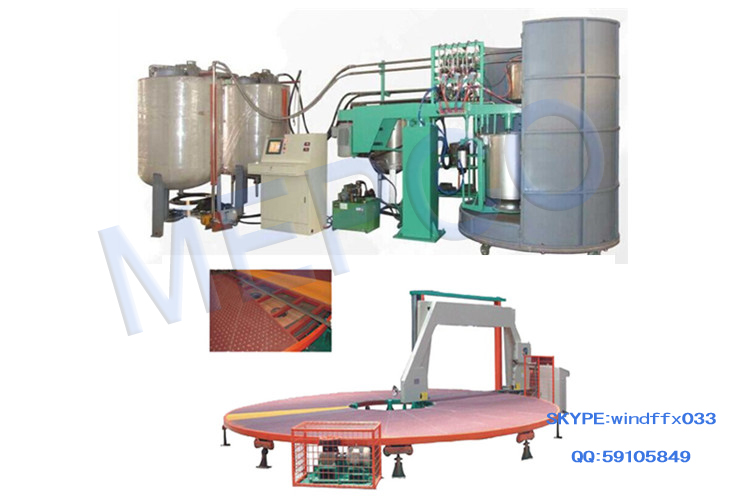 foam making machine